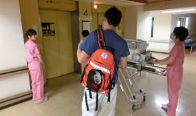 今日のNICU医師担当は池田先生です。
