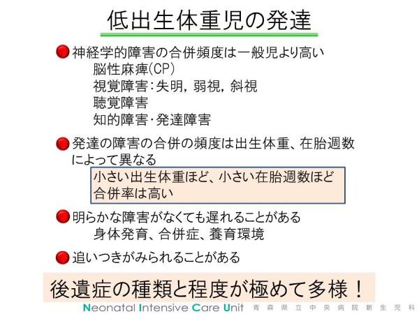 低出生体重児の発達 (Custom)